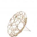 Vines collar, diameter 20cm, height 18cm